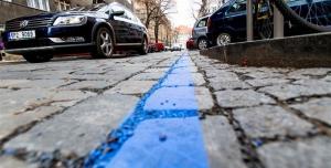 Zrušení modrých zón v Praze