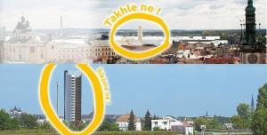 Petice za záchranu historického panoramatu Olomouce