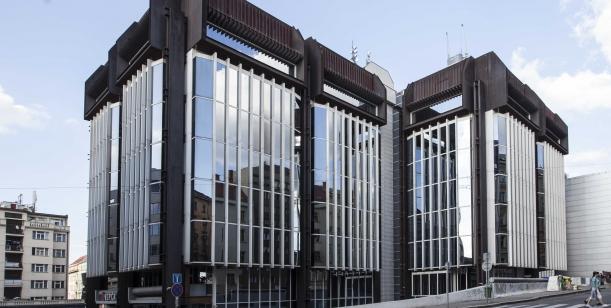 Petice proti zbourání komplexu budov Transgas