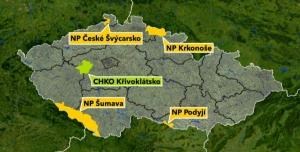 Nedovolme developerům zásah do chráněného krajinného území.