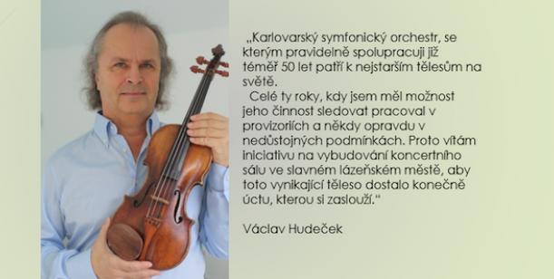 Koncertní sál pro Karlovy Vary
