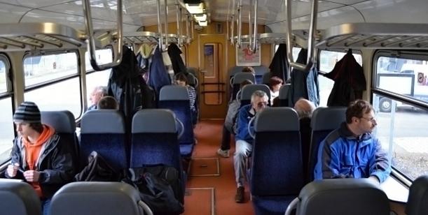 Petice za zachování osobního provozu na trati 314 z Opavy do Jakartovic