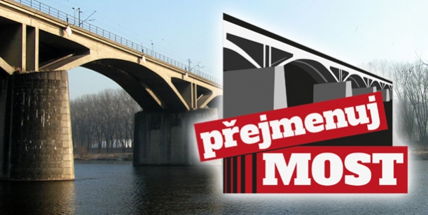 Přejmenuj most!