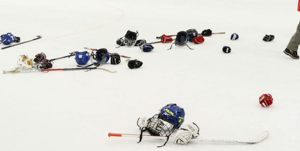 Petice za úplné zrušení tabulek odstupného za registrované hráče ledního hokeje mladší 19-ti let.