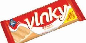 Návrat original sušenek VLNKY od Opavia