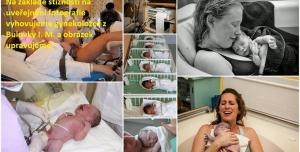 Petice za péči o ženu a dítě v období těhotenství, při porodu a během šestinedělí