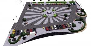 Vyhlášení soutěže na podobu náměstí Míru v Novém Boru
