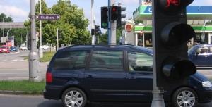 Za legální a bezpečné semafory pro cyklisty v Hradci Králové