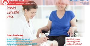 Petice za zachování domácí péče MOJE SESTRA na Třeboňsku
