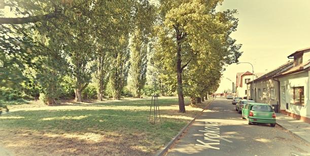 PETICE  NECHCEME V PARKU NA ULICI KROKOVA PLÁNOVANÝ OPLOCENÝ PSÍ VÝBĚH S AGILITY HŘIŠTĚM