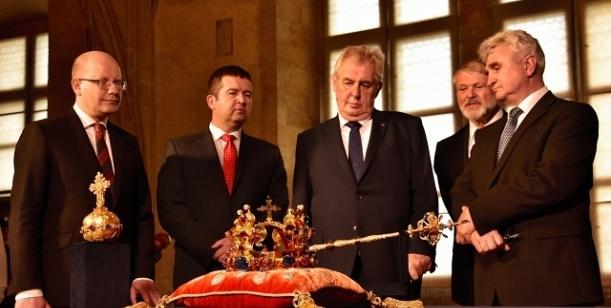 Společné prohlášení nejvyššími ústavními činiteli nezastupovaných občanů ČR