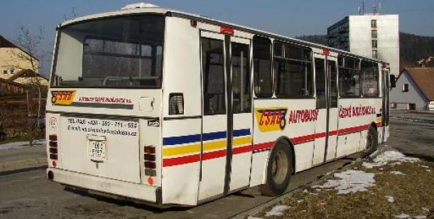 Petice za svobodnou přepravu mezi Českým Krumlovem a Českými Budějovicemi v autobusech REGIOJET