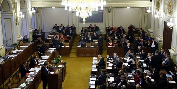 Petice za omezení imunity zákonodárců