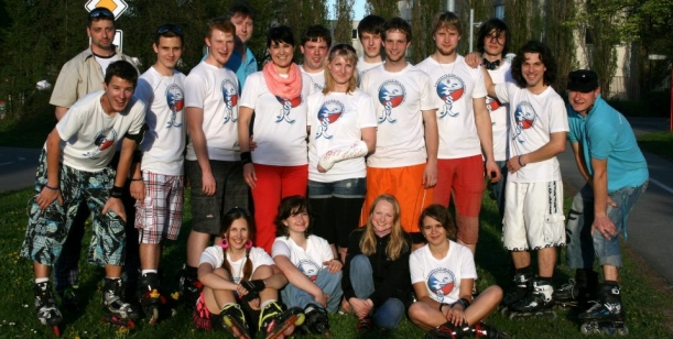 Chceme zpět TEMPISH NIGHT SKATES v Olomouci
