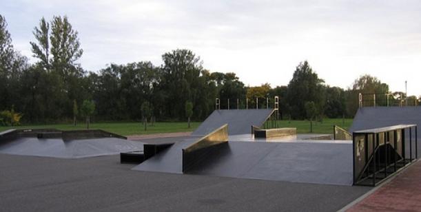Rekonstrukce skateparku v Lipníku nad Bečvou