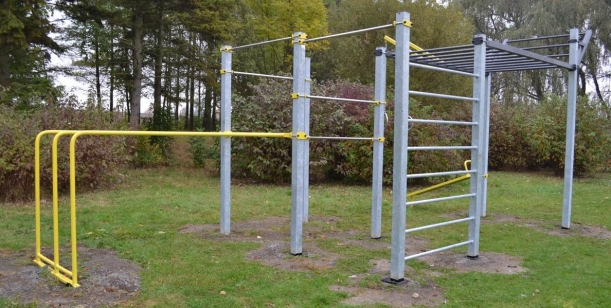 Iniciativa za zřízení workoutového hřiště ve Velké Bíteši