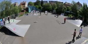 Ukončení nebo  přemístění Jabloneckého skateparku mimo obytnou zónu
