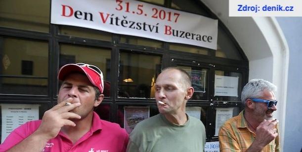 Petice proti zákazu kouření