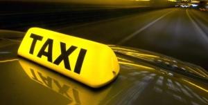 Omezení taxi služby