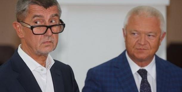 Petice za vydání Andreje Babiše a Jaroslava Faltýnka k trestnímu stíhání