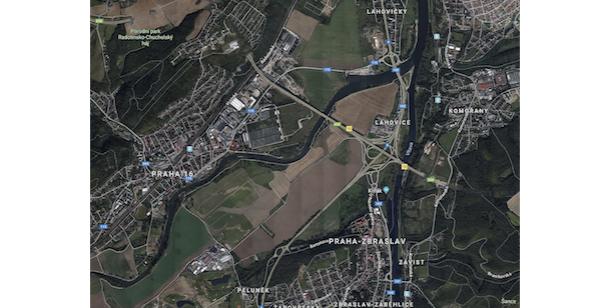 Za zřízení chráněné oblasti přirozené akumulace vod v oblasti soutoku Berounky a Vltavy