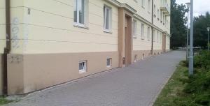 Petice o znemožnění vjezdu cyklistů na CHODNÍK Renneské třídy 29 a 31 v Brně