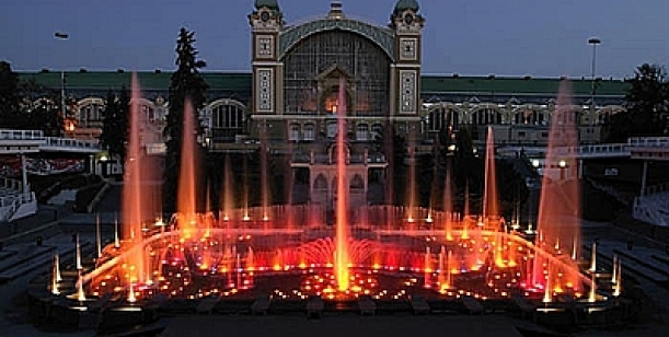 Petice za znovuzprovoznění Křižíkovy fontány na pražském holešovickém Výstavišti