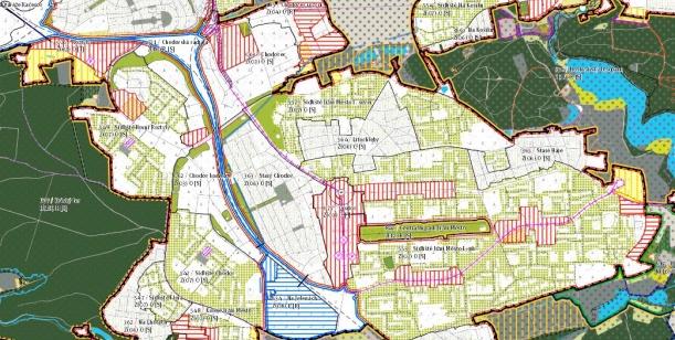 Připomínkujeme Metropolitní plán - Praha 11