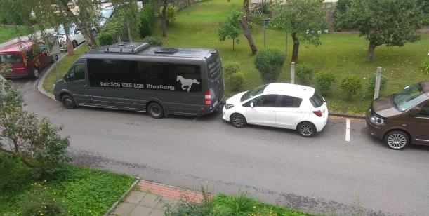 Parkování i na Špičáku opět pro místní!