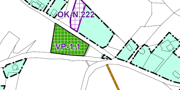 STOP zástavby parkoviště u kapličky v Hraběticích