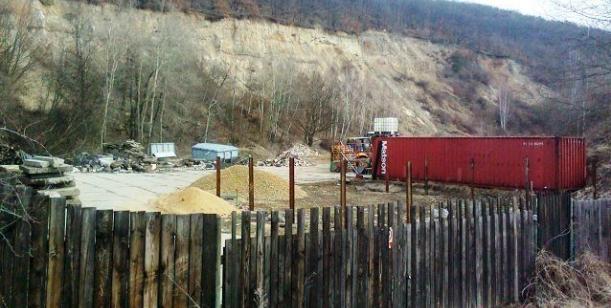 Petice proti těžbě štěrkopísku u Lázní Bohdaneč