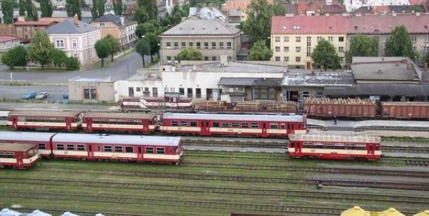 Petice za zachování vlakového spojení mezi Jeseníkem a Krnovem