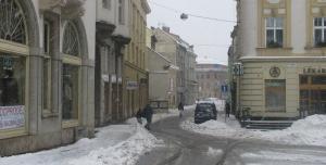 Petice za zprůjezdnění Kravařovy ulice v Prostějově