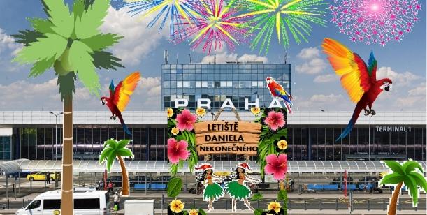 Požadujeme přejmenování Letiště Václava Havla na Letiště Daniela Nekonečného