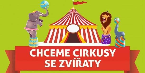 Petice proti zákazu cirkusů na městském pozemku v Litoměřicích