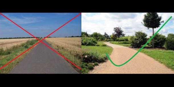Petice proti asfaltovému povrchu cyklostezky přírodou Ladova kraje