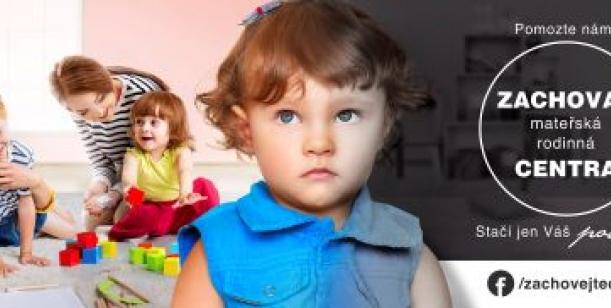 Petice za zachování mateřských a rodinných center