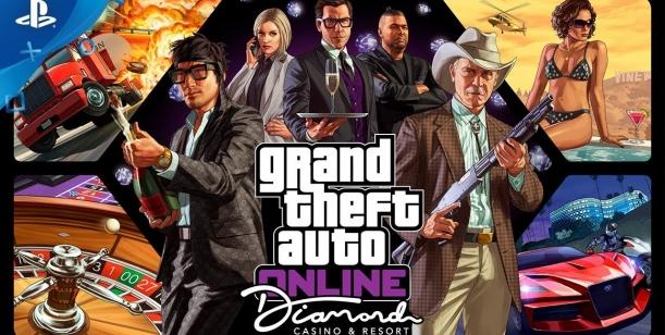 CHCEME FUNKČNÍ DIAMOND CASINO V GTA 5