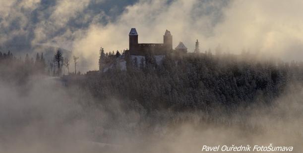 Petice na podporu kastelána hradu Kašperku
