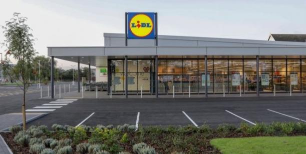 Petice pro podporu plánované výstavby supermarketu LIDL na místě bývalé Barumky v katastru Žalov