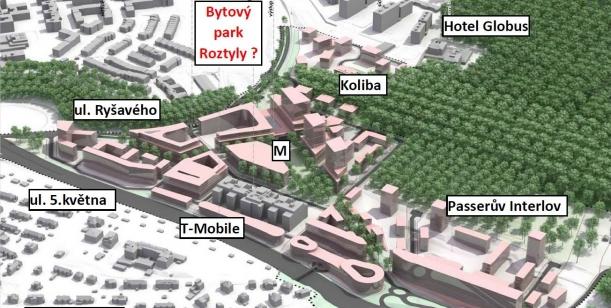 Petice na podporu připomínek HPP11 k územní studii okolí stanice metra Roztyly