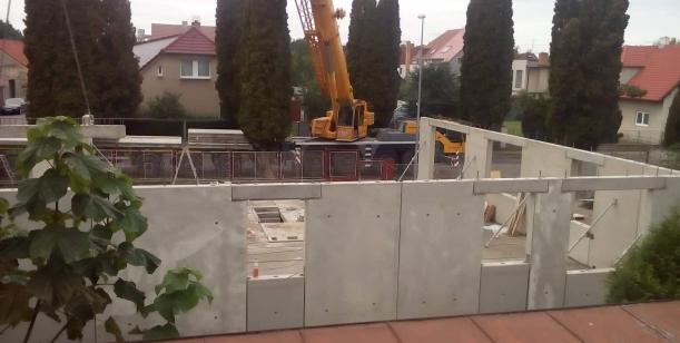 Proti developerské výstavbě na místech k tomu nevhodných
