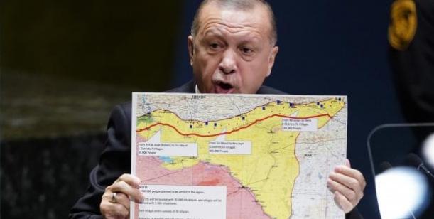 Petice za uvržení sankcí vůči režimu prezidenta Erdogana
