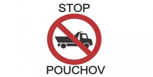 Petice za zákaz nebo částečné omezení vjezdu vozidel nad 3.5t do obytné části Pouchov