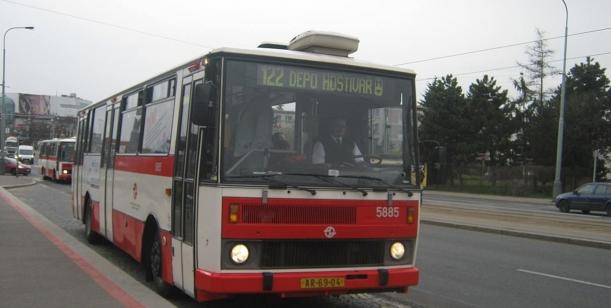 Pro linku 122 Kateřinky - Opatov - Skalka - Zentiva