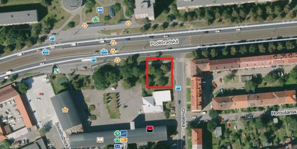 Petice proti stavbě polyfunkčního domu v Hloubětíně