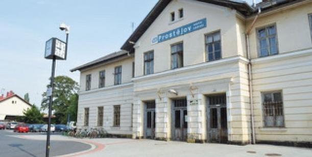 Petice za zachování místního nádraží v Prostějově