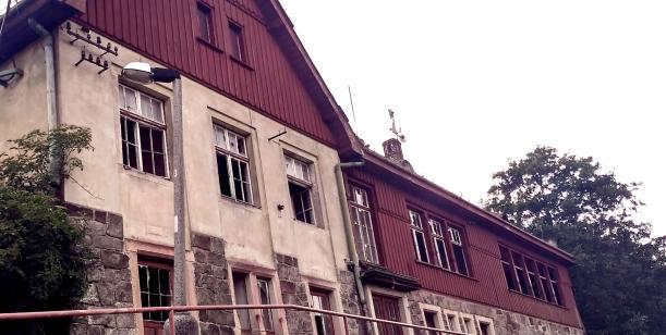Petice za zachování budovy nádraží Chotyně