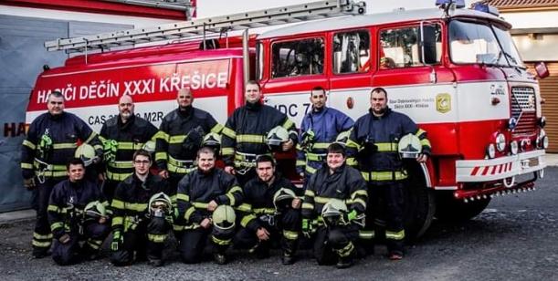 Proti zrušení jednotky dobrovolných hasičů