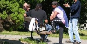Petice za zákaz konzumace alkoholických nápojů na veřejnosti v Chocni